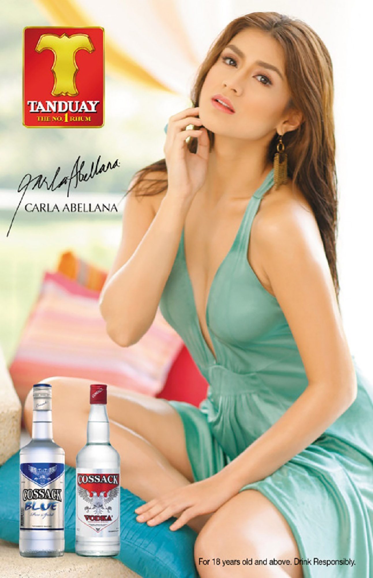The Tanduay Calendar Girls From 2010-2020 Ranked! | Ao: All Out