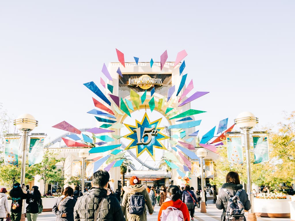 The Ultimate First-Timer's Guide To Universal Studios Japan