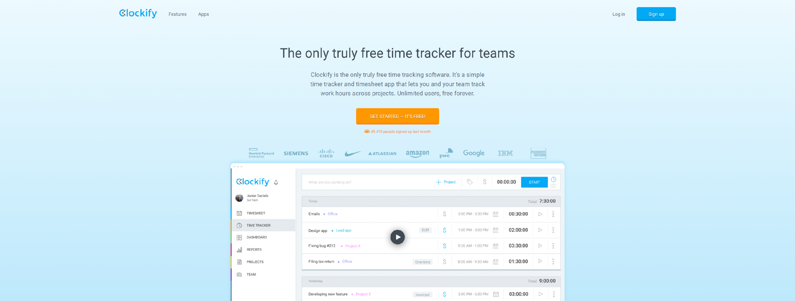 Top 12 Best Online Employee Attendance Tracking Software For