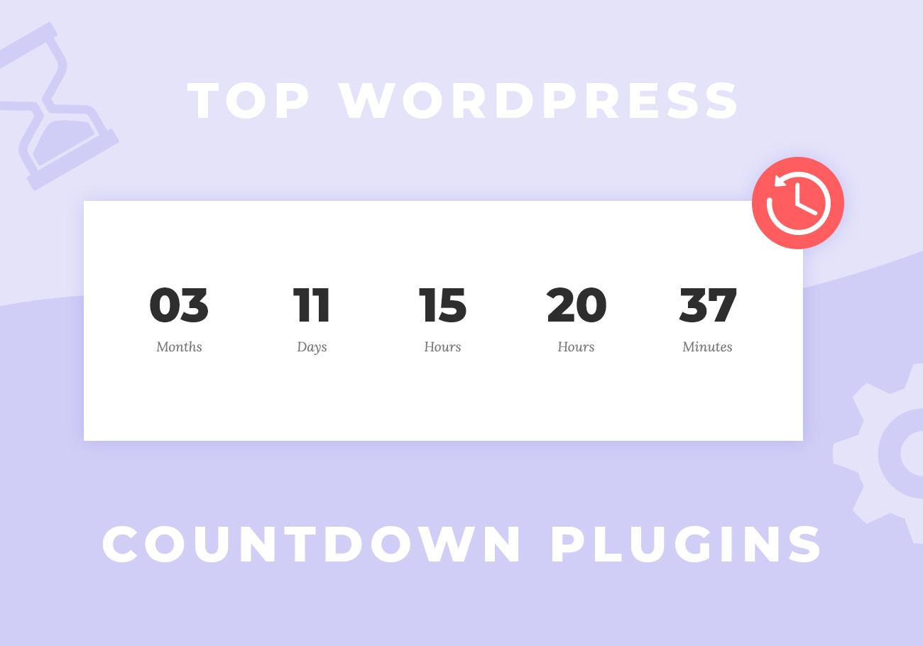 Top 15 Countdown Timer Plugins For WordPress In 2019 - Wpklik