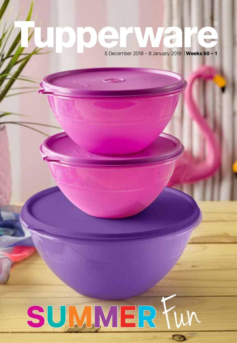 Tupperware (05 Dec - 08 Jan 2019) — Www.guzzle.co.za