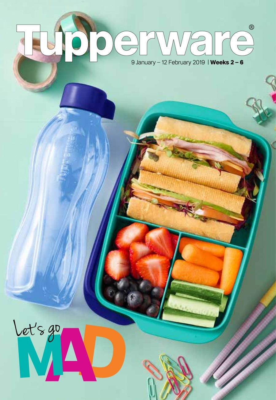 Tupperware (09 Jan - 12 Feb 2019) — Www.guzzle.co.za