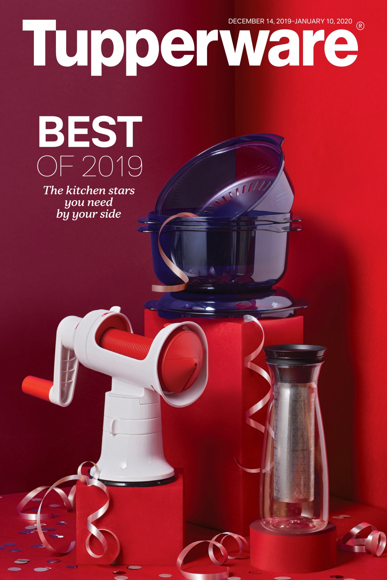 Tupperware Brochure – Valid Dec 14, 2019 - Jan 10, 2020