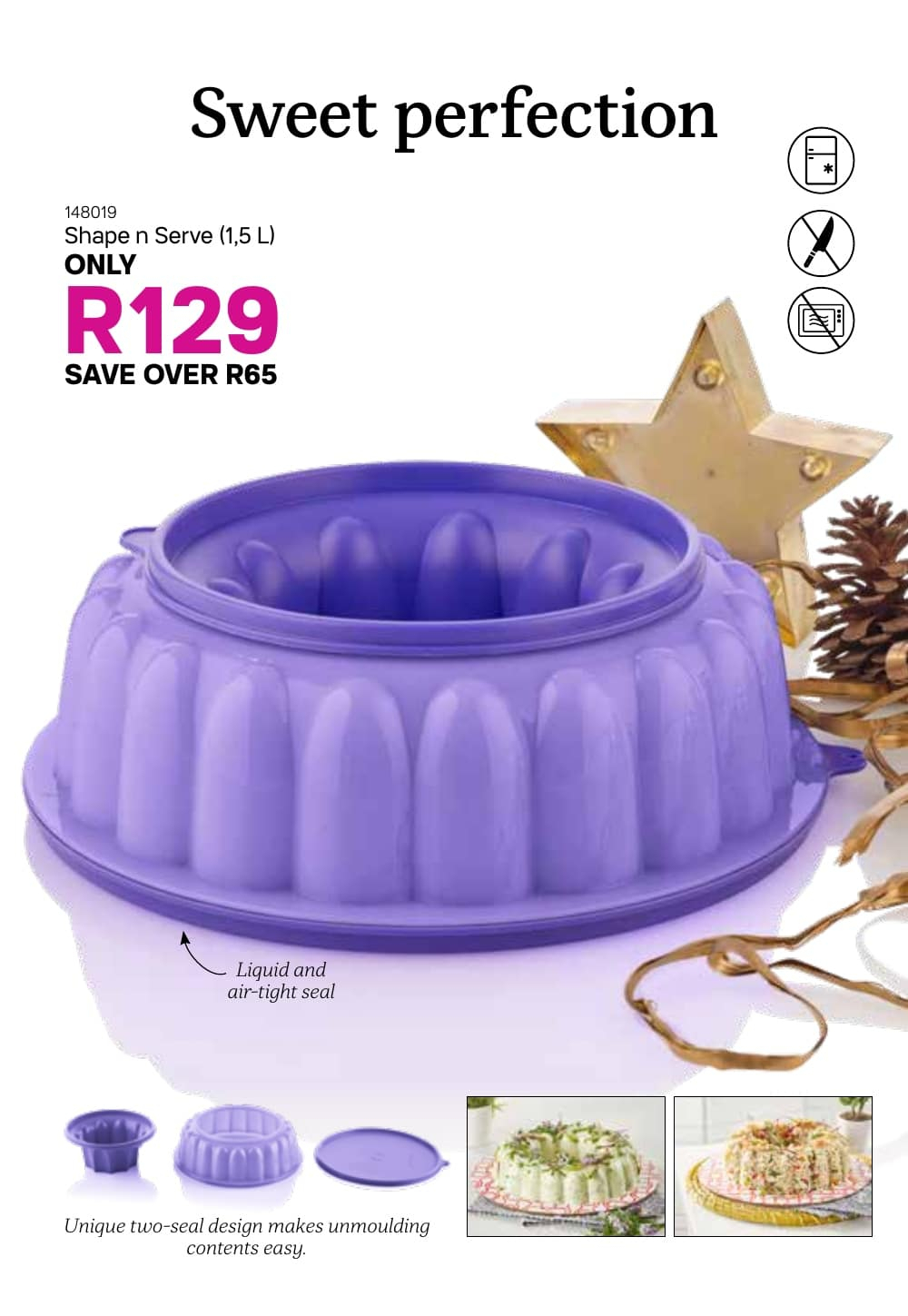 Tupperware Specials 4 December, 2019 - 7 January, 2020