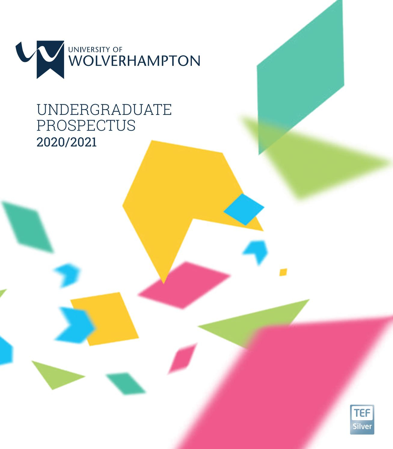 Undergraduate Prospectus 2020/2021 By University Of