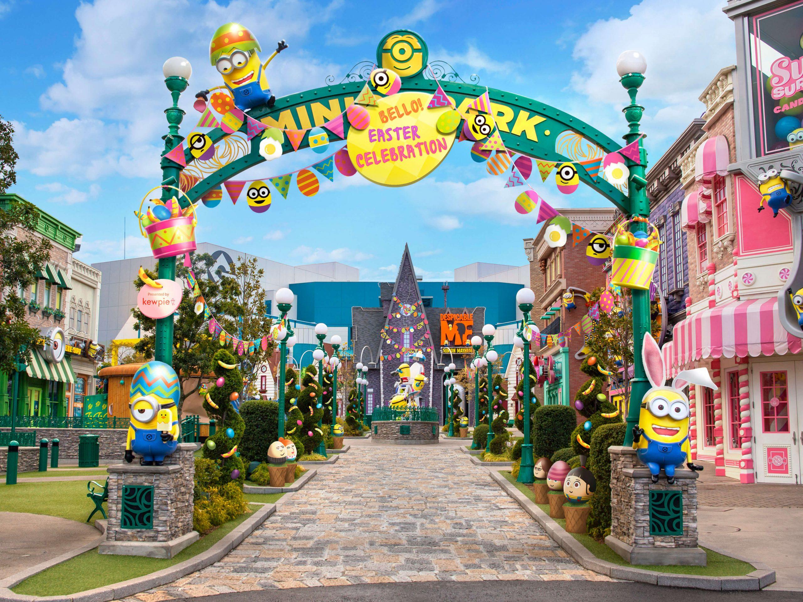 Universal Studios Japan Countdown Party 2020: Celebrate 1