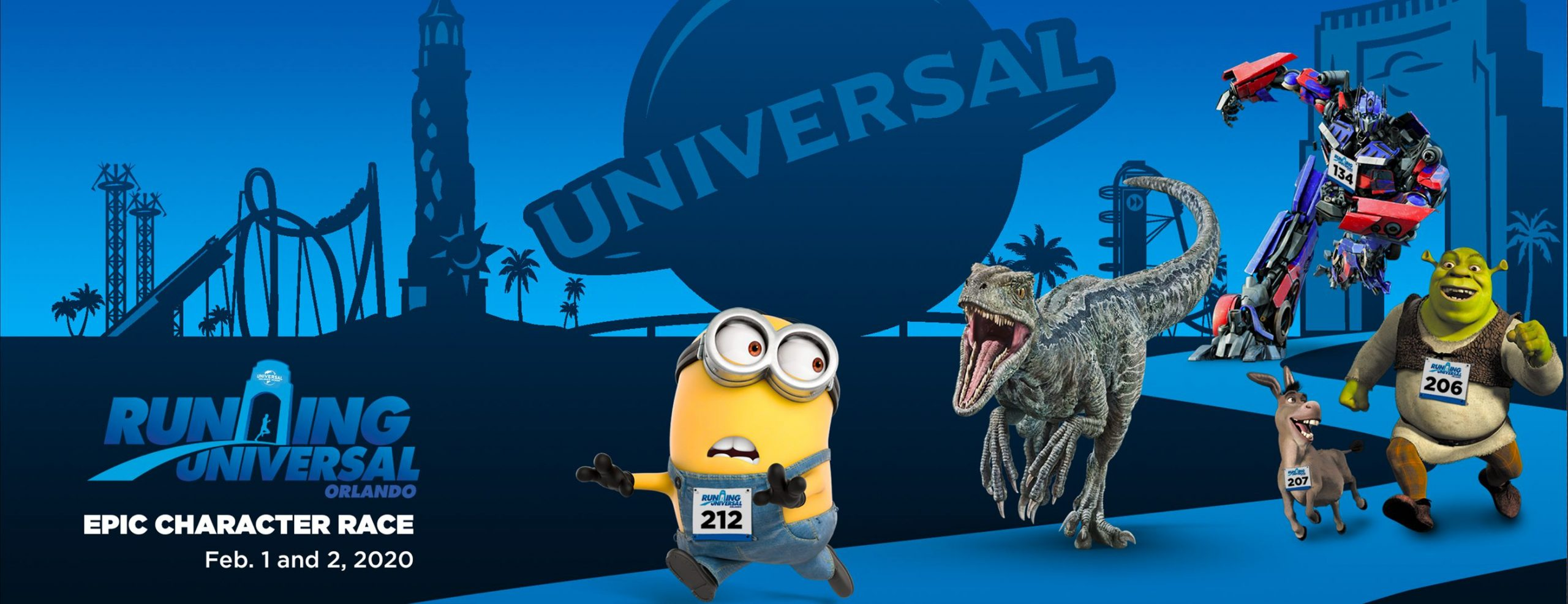 Universal Studios Set To Host Its First Races In February