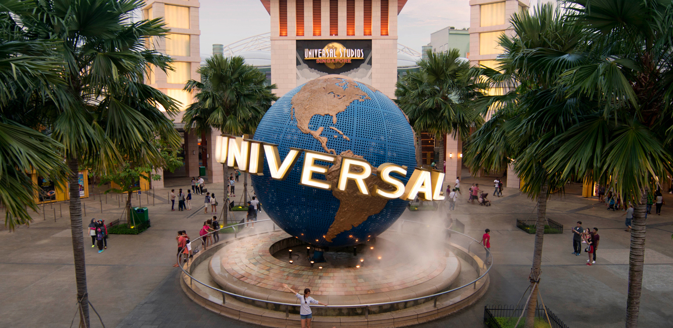 Universal Studios Singapore - Resorts World Sentosa