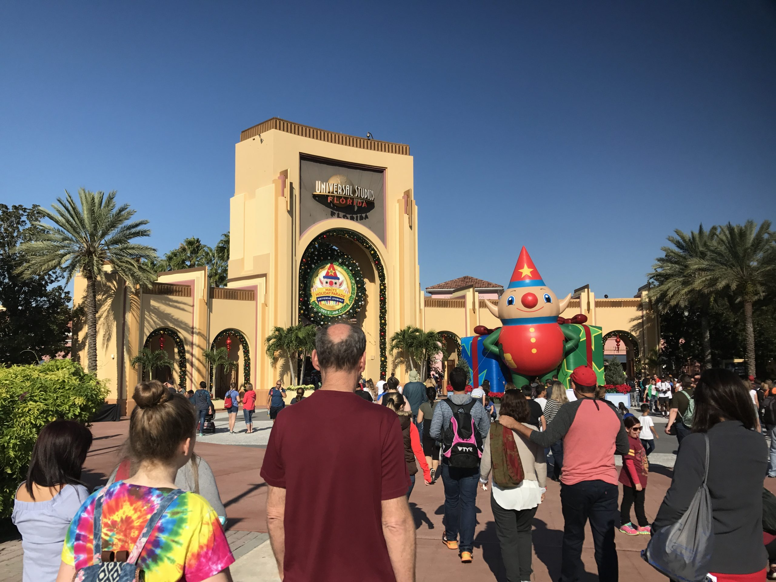 Visiting Universal Orlando During The Busiest Weeks Of The
