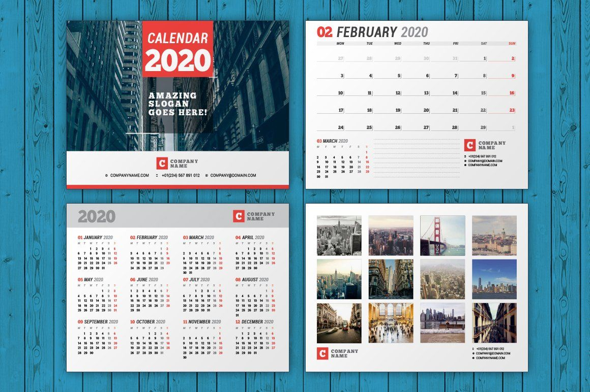 Wall Calendar 2020 (Wc037-20) #ad , #ad, #included#download
