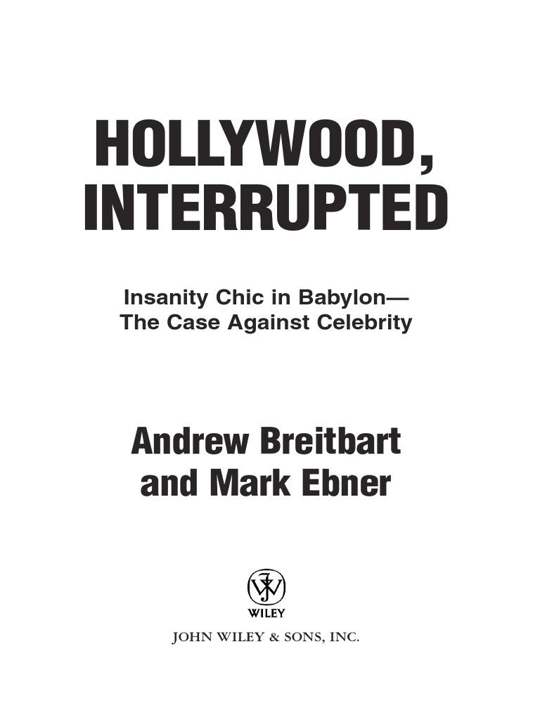 Andrew Breitbart, Mark Ebner] Hollywood, Interrup(Bookzz