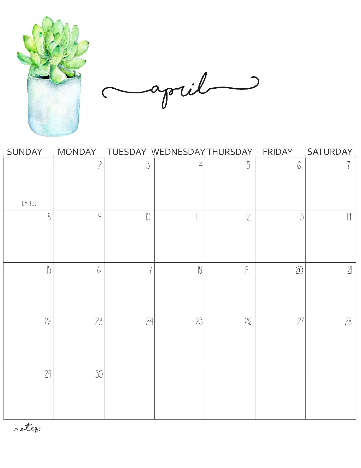 Планер На 2018 Год (С Изображениями) | Календарь Для Печати