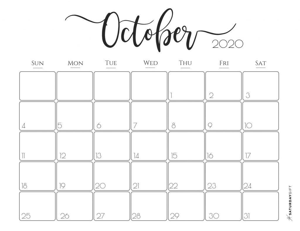 Elegant 2020 Calendar {Free Printables}   Calendar, Free