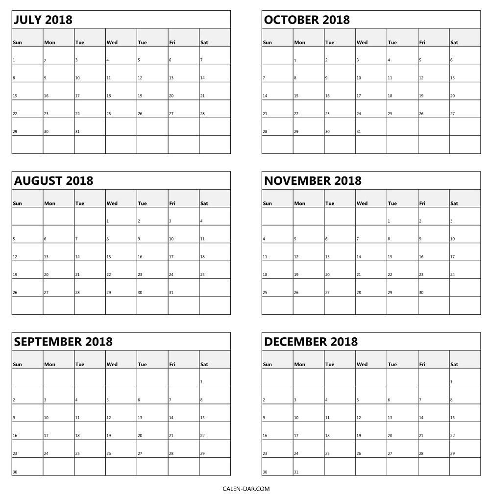 Get Depo-Provera Shot Calendar July 2019 | Printable