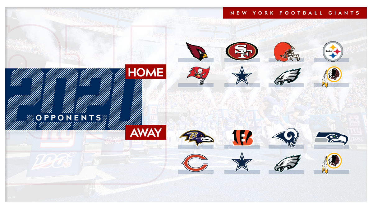 Giants Schedule | New York Giants – Giants