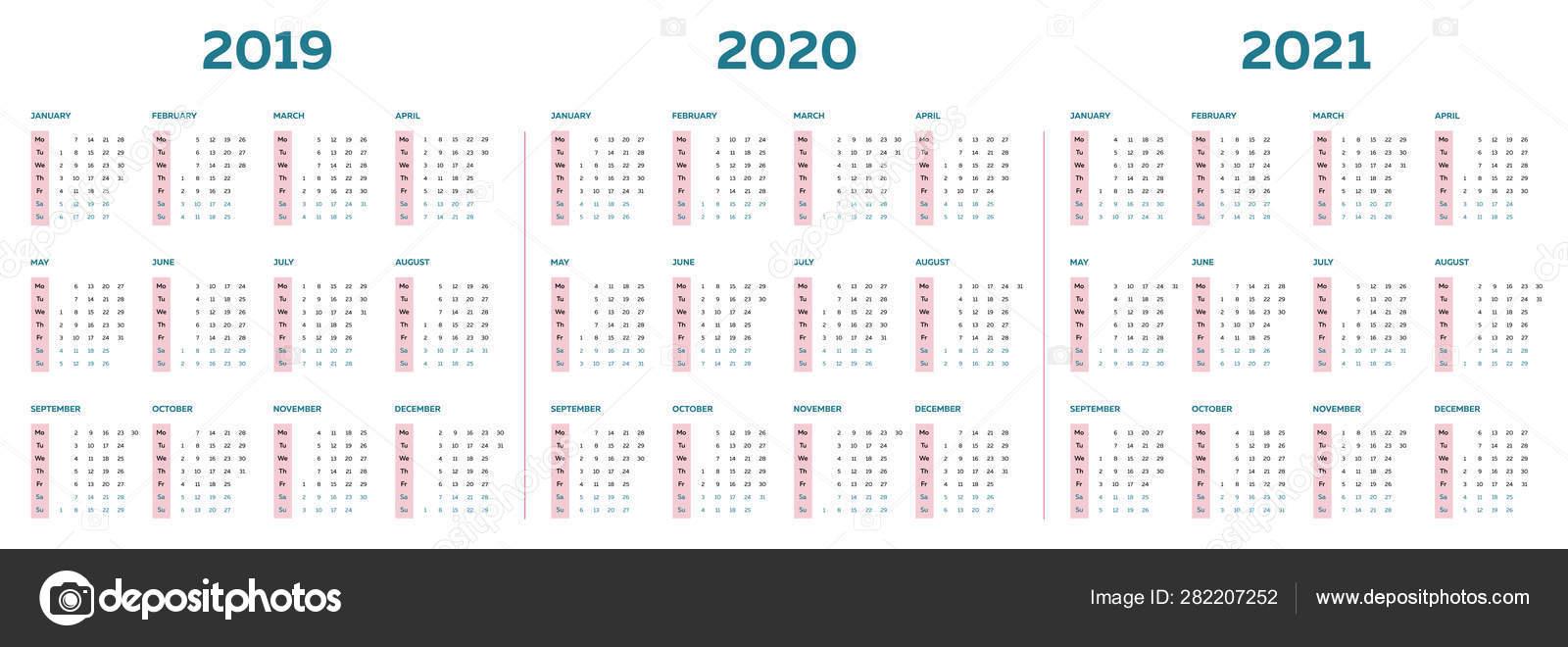 2 Column Calendar 2020 | Calendar Printables Free Templates