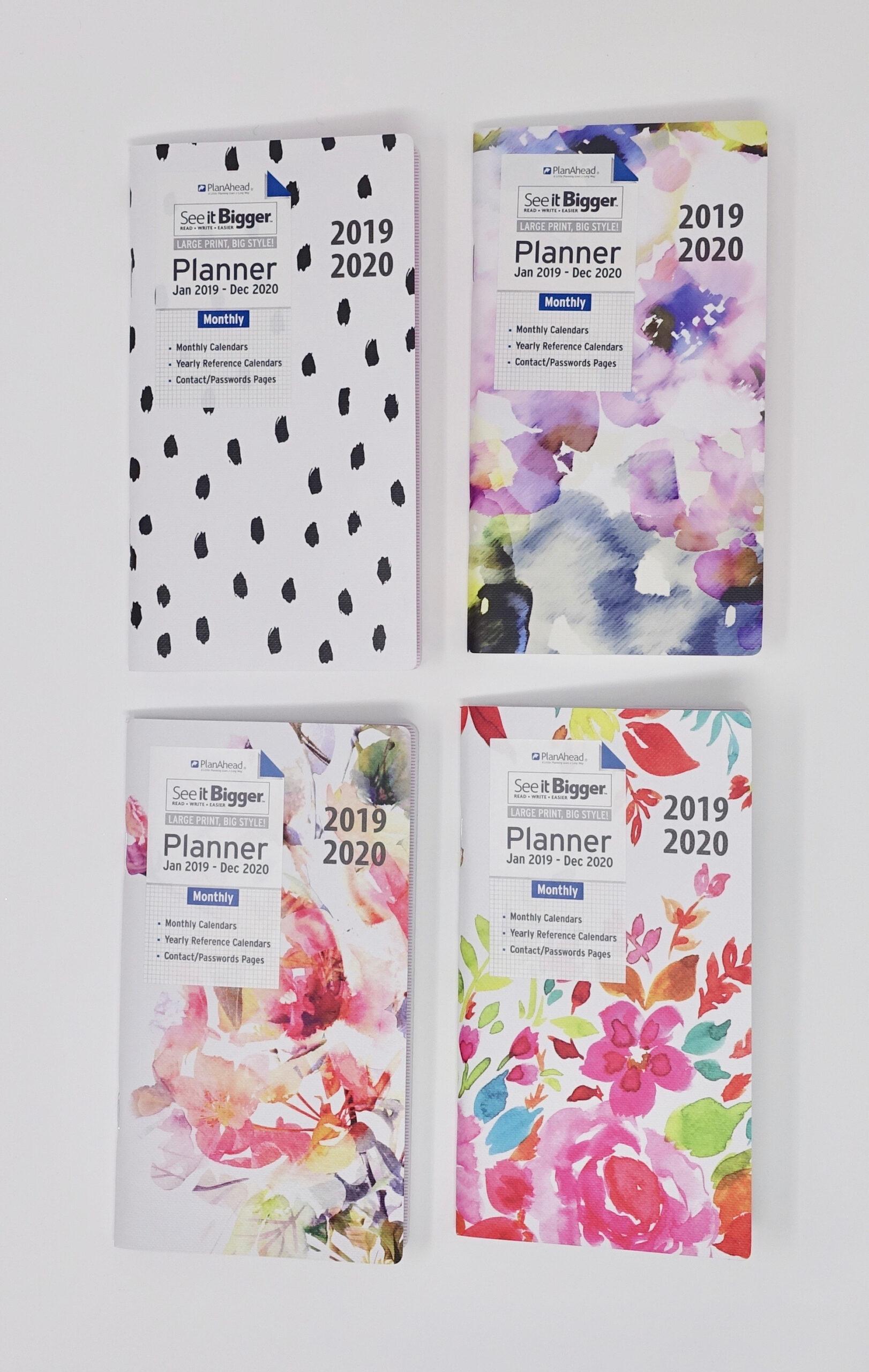 2 Year Pocket Calendar 2020 2021 | Calendar Printable Free