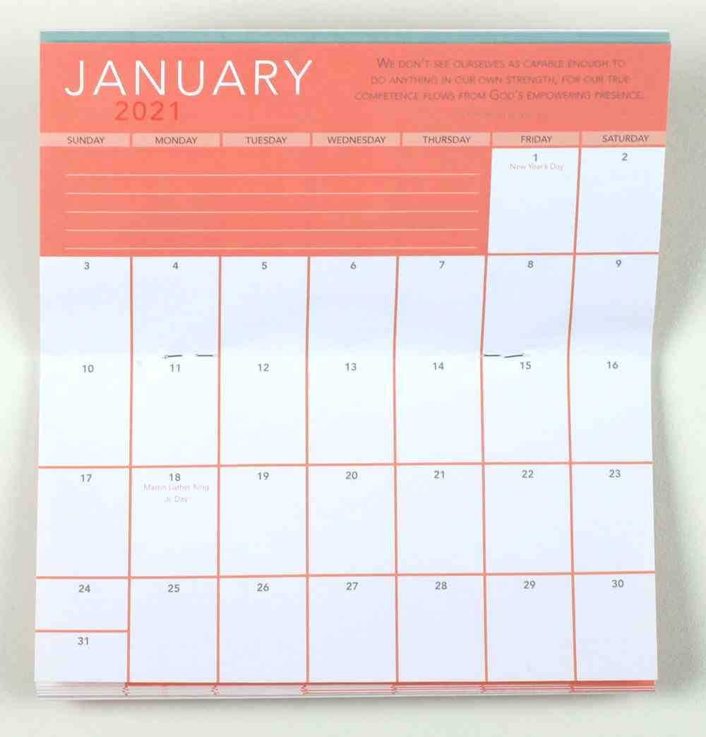 Free Printable Pocket Calendars 2021