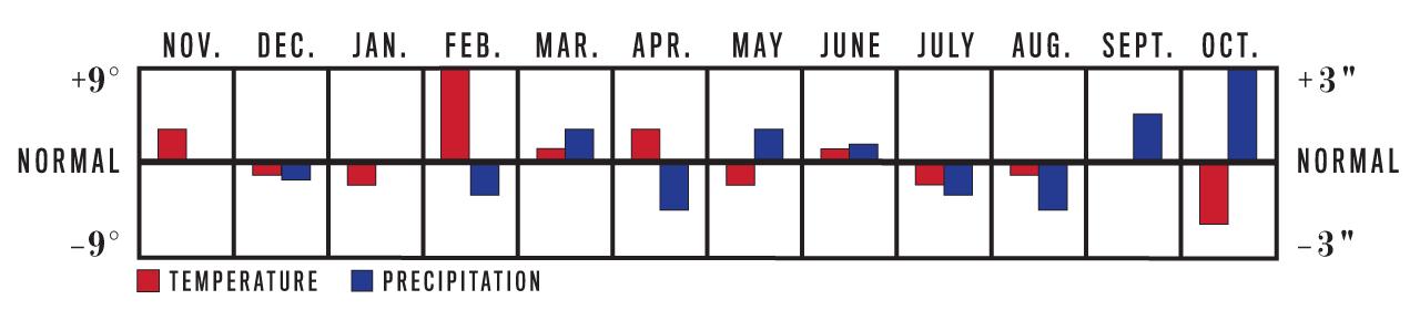 2020-2021 Long Range Weather Forecast For Winston Salem