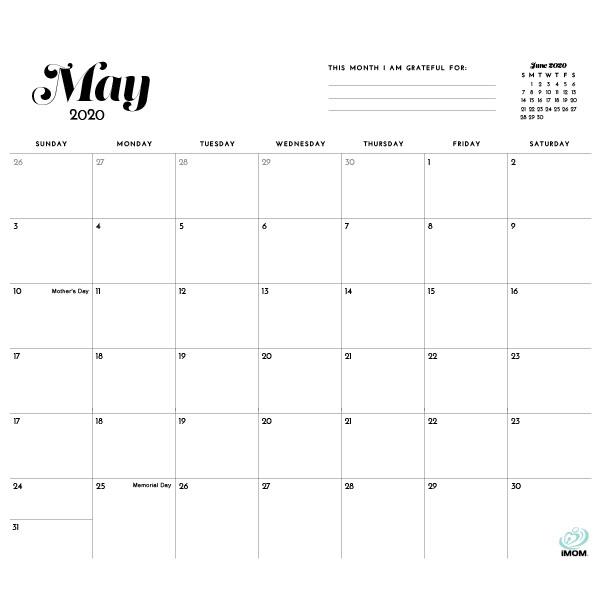 2020 And 2021 Printable Calendars: 9 Free Printable