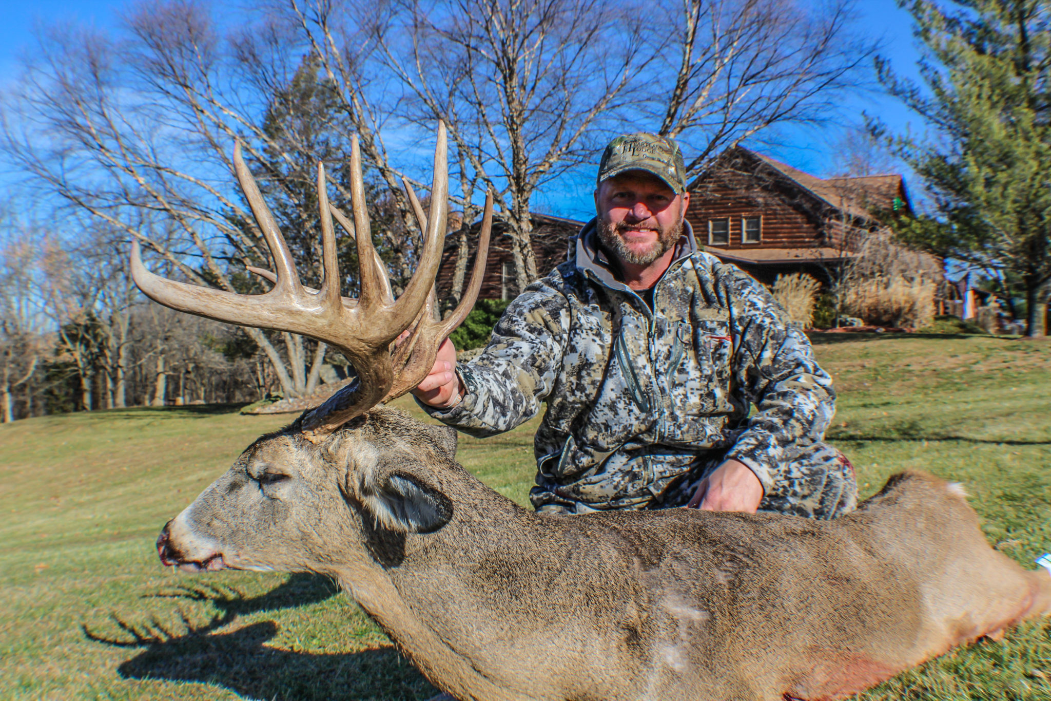 2020 Il Deer Rut Season   Calendar Template Printable