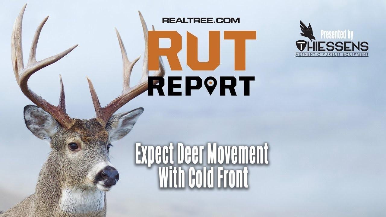 2020 Rut Prediction Illinois – Template Calendar Design