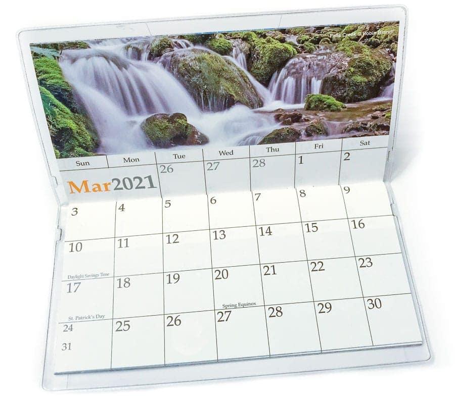 2021 Pocket Calendar | Calendar Printables Free Blank