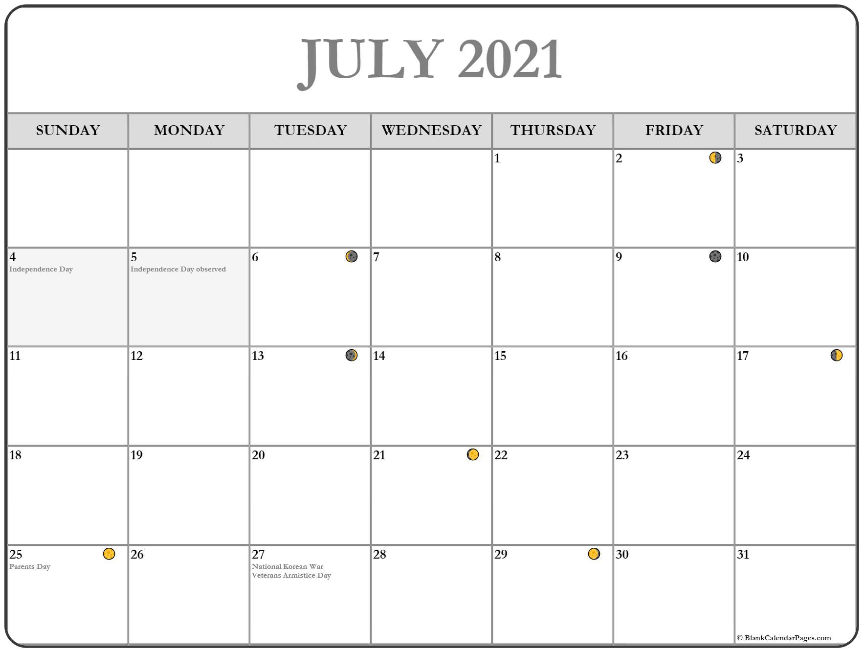 2021 Deer Hunting Lunar Calendar | Printable Calendar 2020