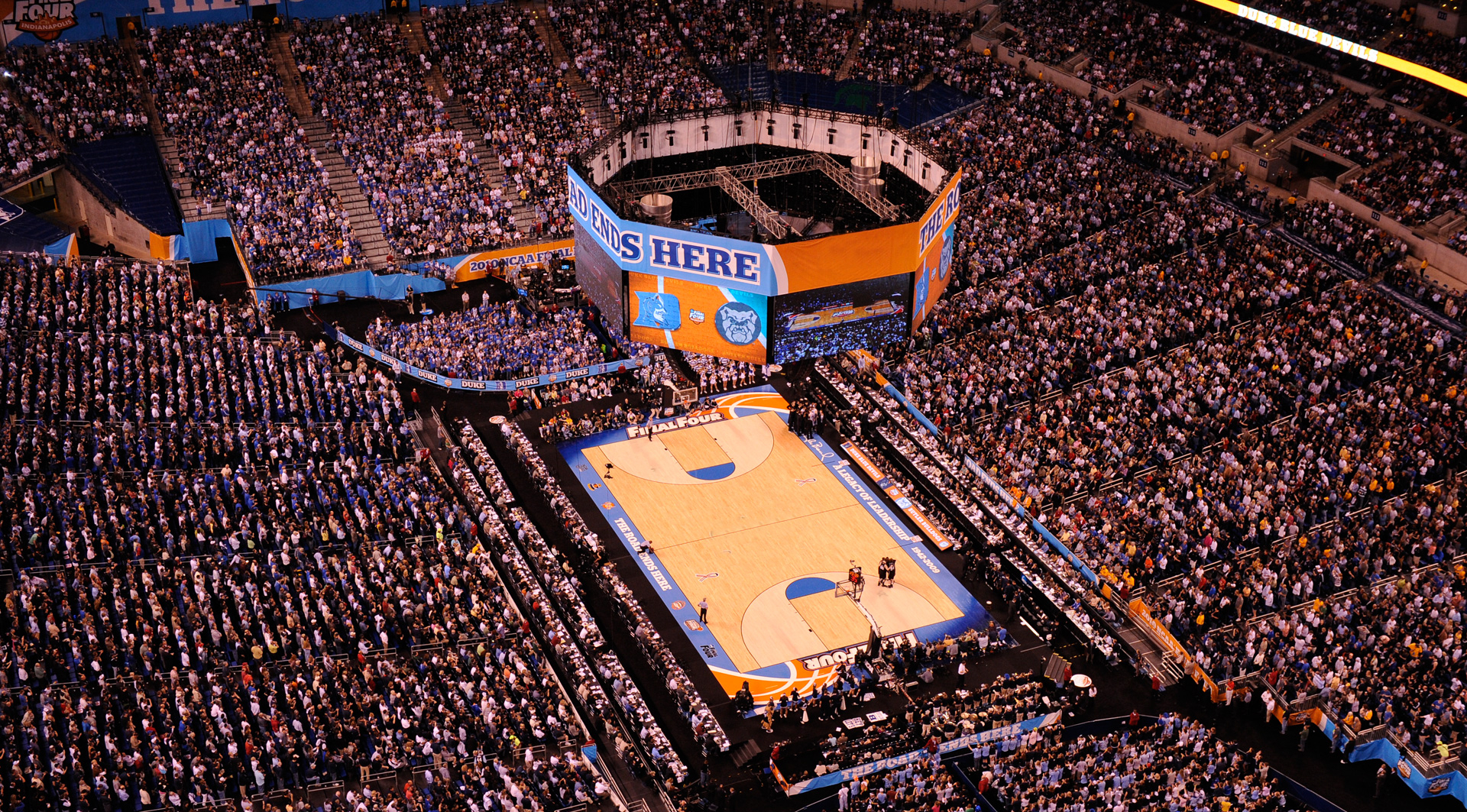 2021 Final Four Package Rates