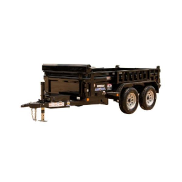 2021 Load Trail Dt07 – Tandem Axle Dump 7,000 Lb W/4