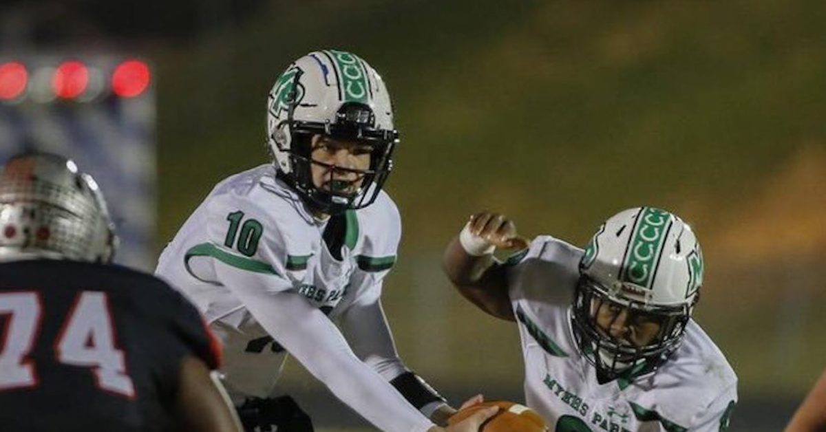 4-Star 2021 Qb Out Of North Carolina Announces Commitment