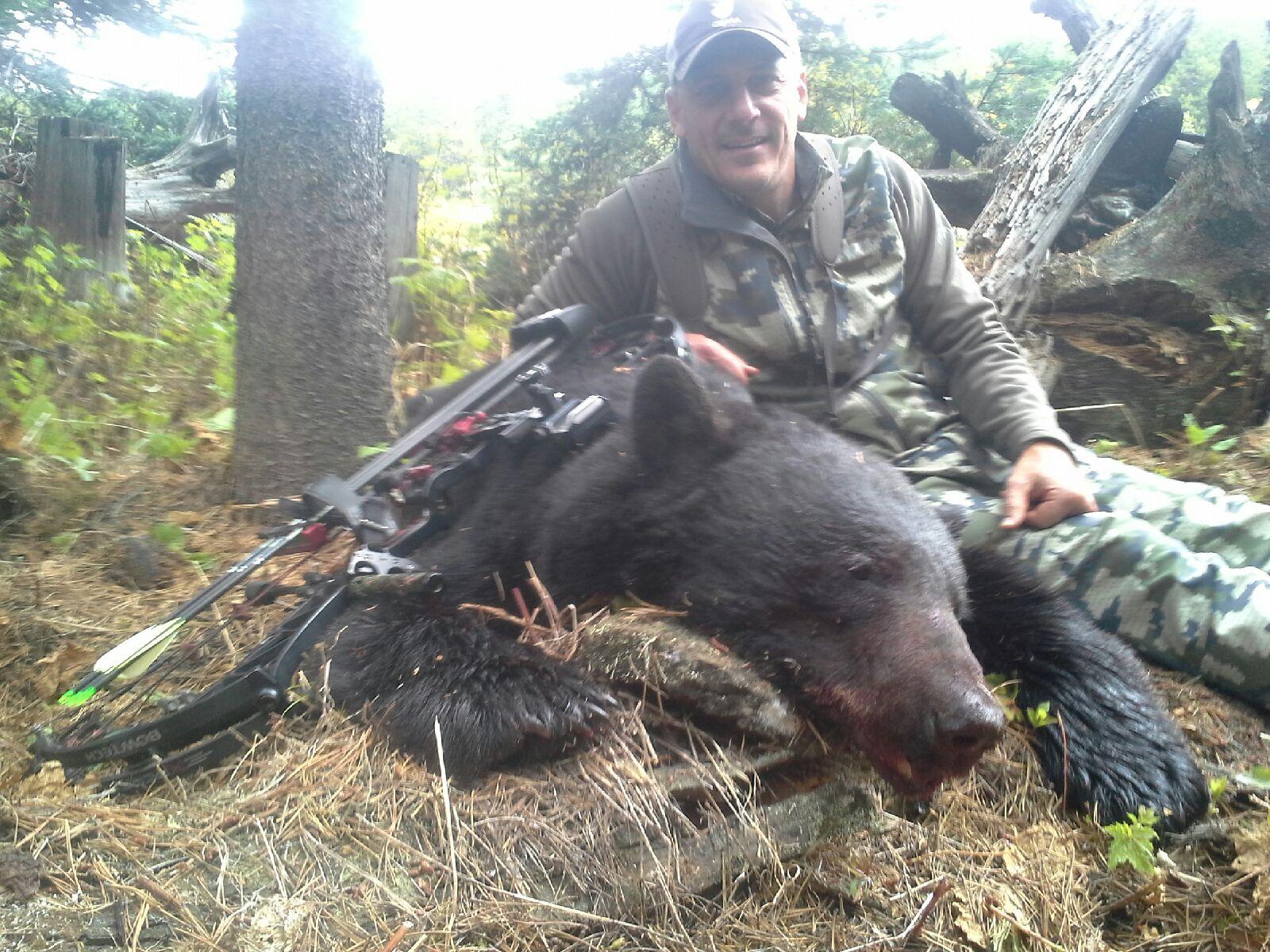 6-Day Moose/Black Bear/Mule Deer/Whitetail/Wolf/Wolverine