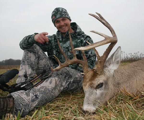 6 Day Pre Rut Illinois Archery Hunt