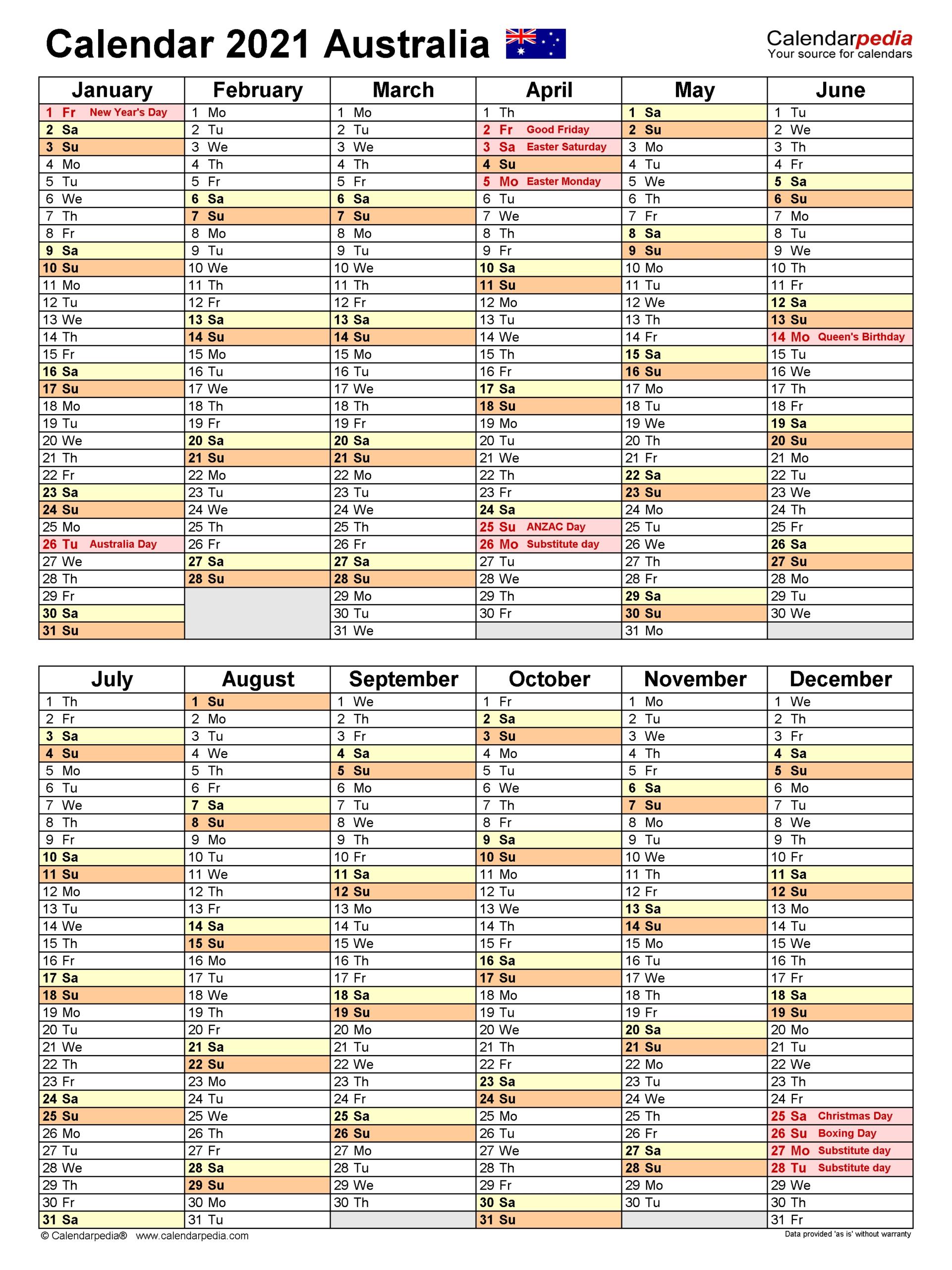April 2020 – Template Calendar Design