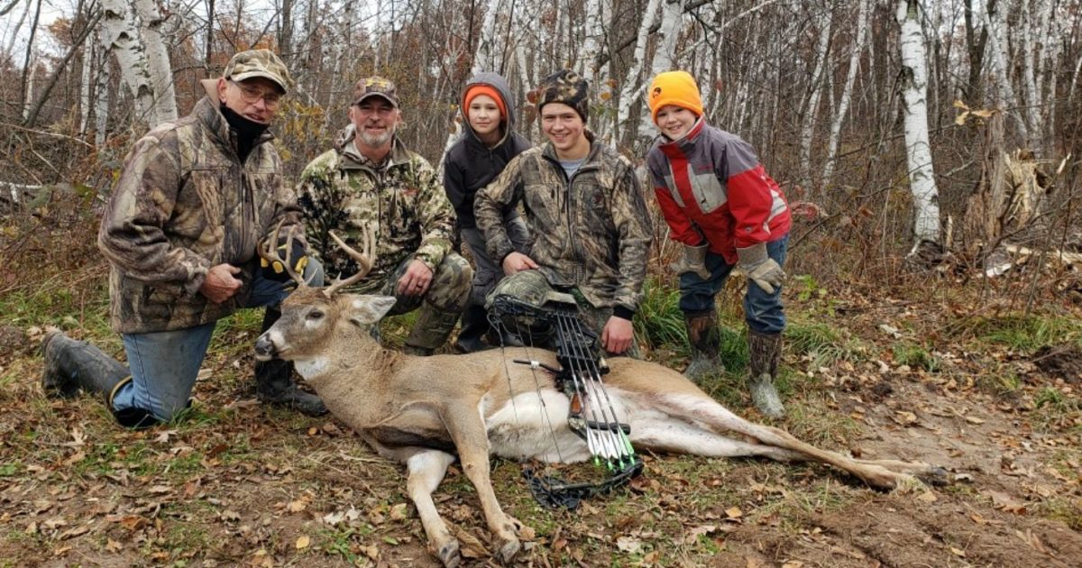 Are You Stuck In A Deer Hunting Rut? | Grand View Outdoors