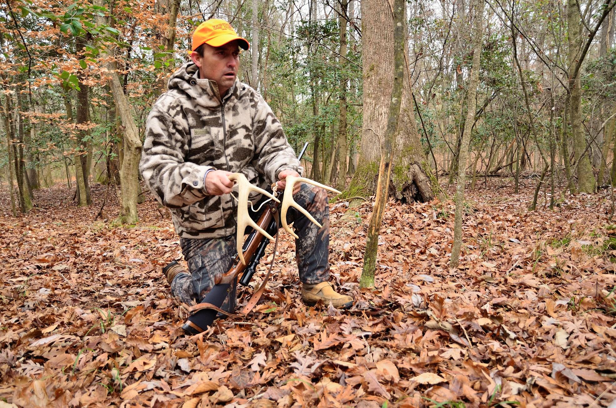 As Peak Of North Carolina's Deer Rut Approaches