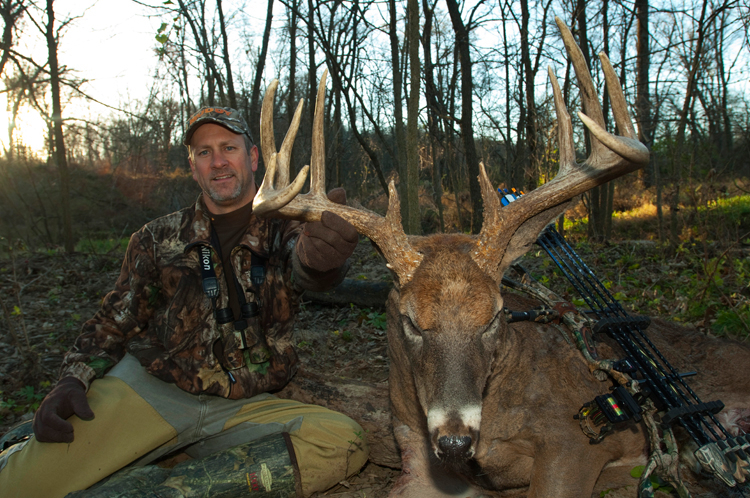 Best Rut Dates When Hunting Iowa - Midwest Whitetail