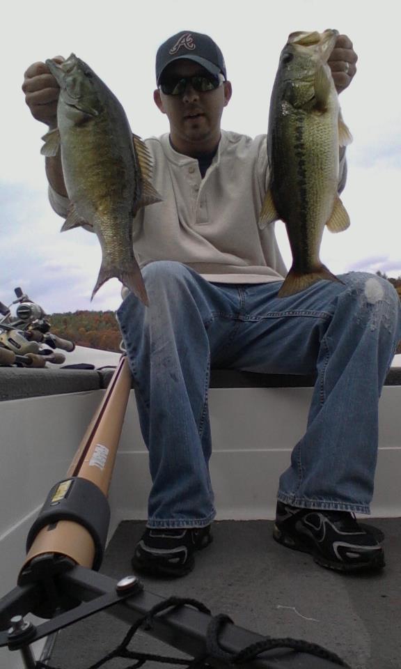 Big Baits Produce Some Big Smallmouth Bass For Anglers