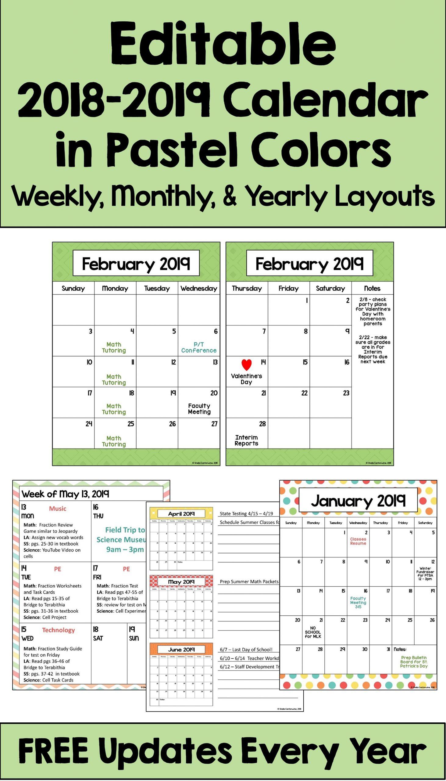 Catch 2020-2021 Parenting Time Calendars | Calendar