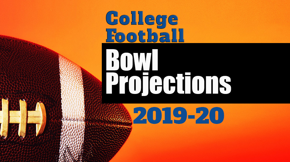 College Football Bowl Projections For 2019-20