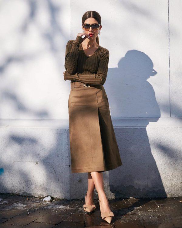 Модные Юбки Осень-Зима 2020-2021: Тенденции, Фасоны, Фото