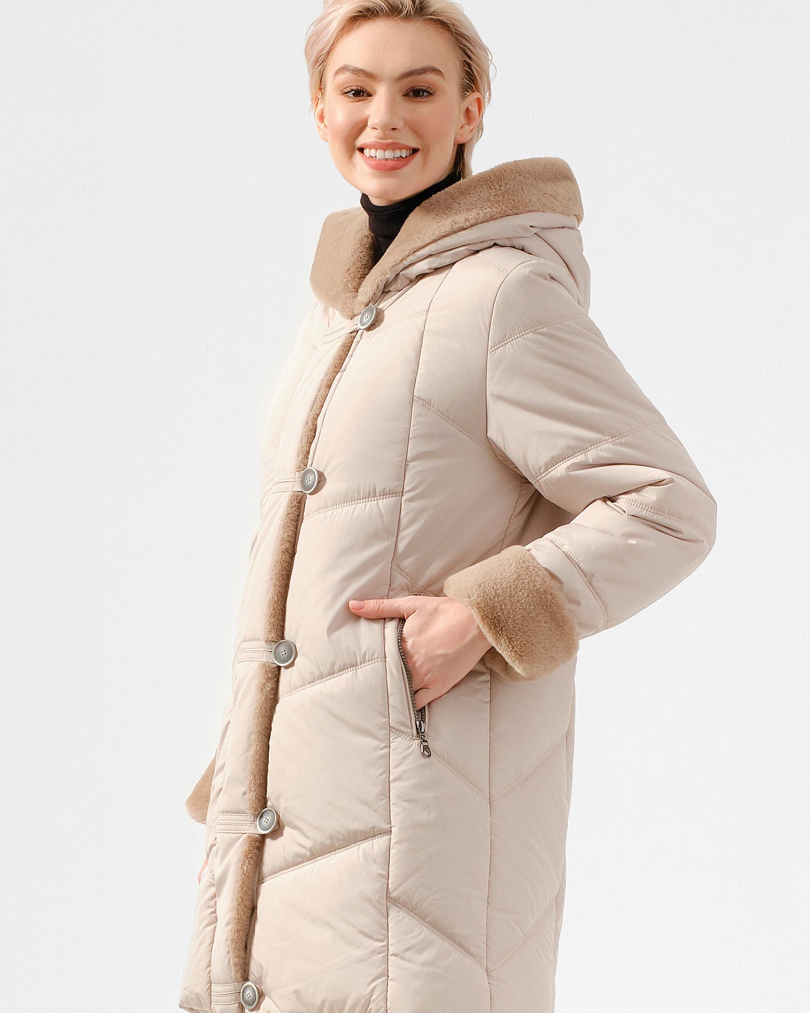 Пальто Dixi Coat Модель 5968-121 Осень-Зима 2020/2021