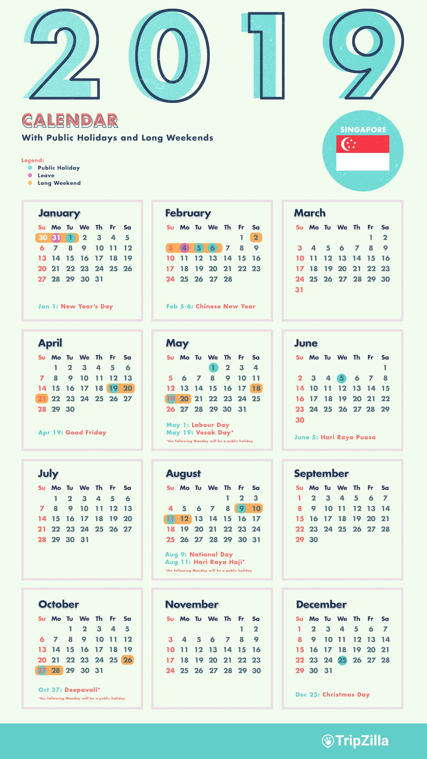 Depo Schedule 2021