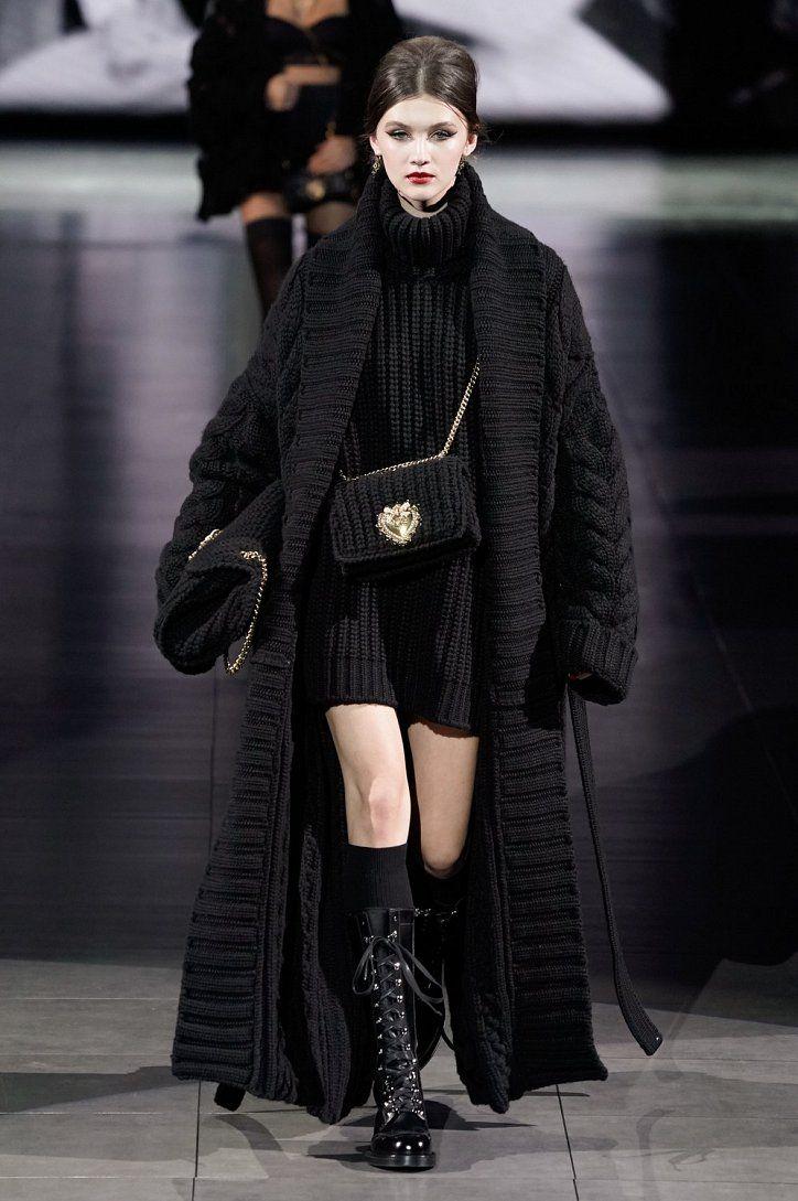 Dolce & Gabbana Осень-Зима 2020-2021 В 2020 Г (С