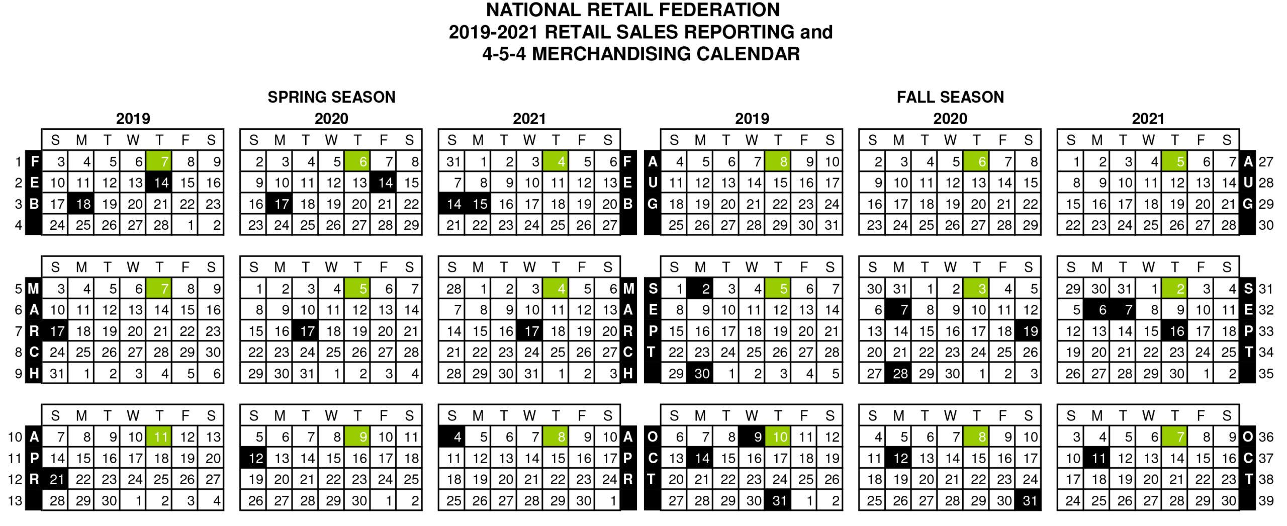 愛されし者 4 5 4 Retail Calendar 2020 - じゃごやめ