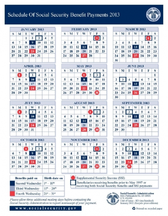 Federal Government 2018 Holiday And Payday Calendar
