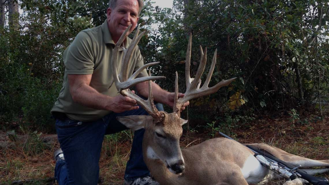Florida Whitetail Deer Hunting - Roberts Ranch