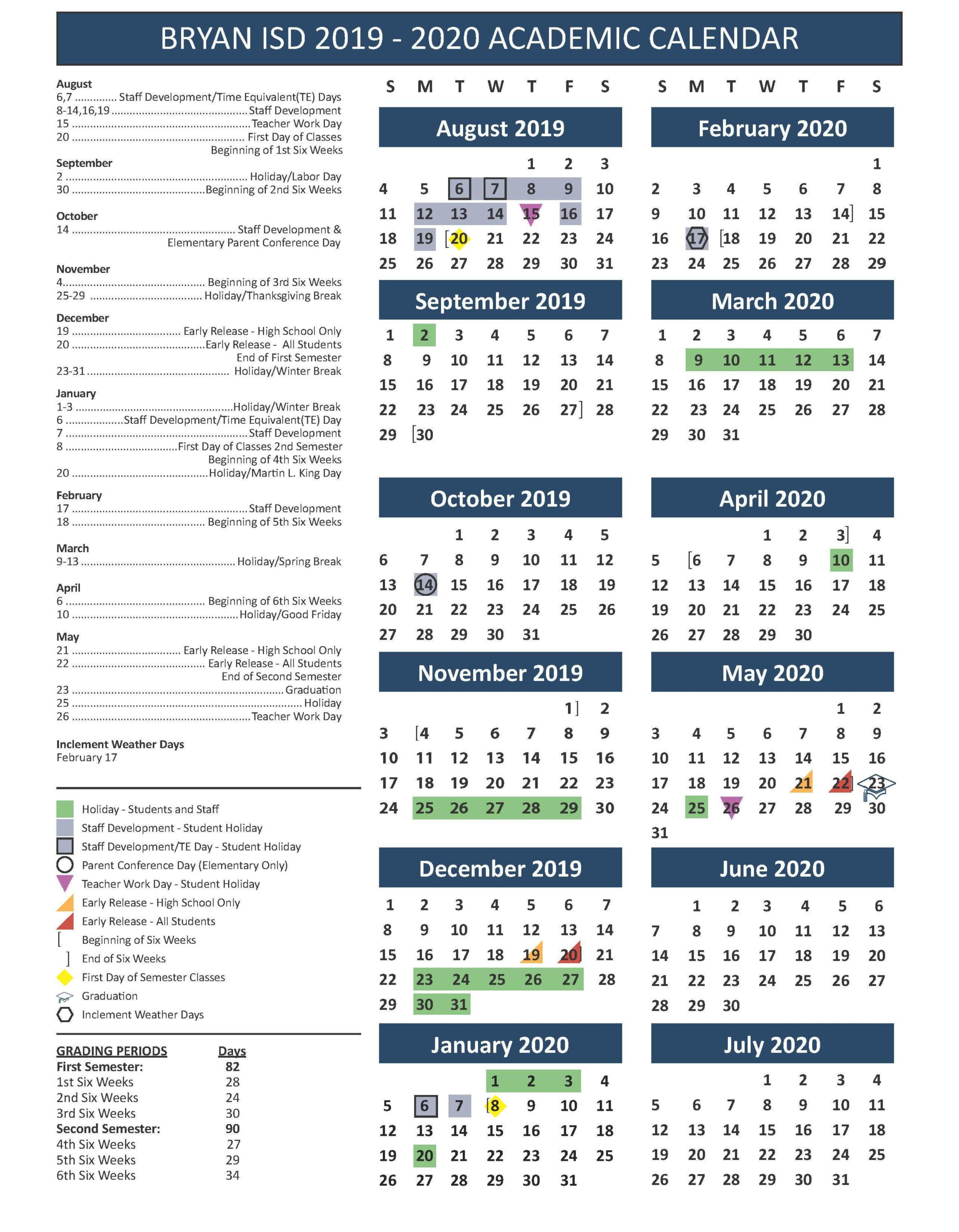 Free Shift 2020 Shift Calendar   Calendar Template
