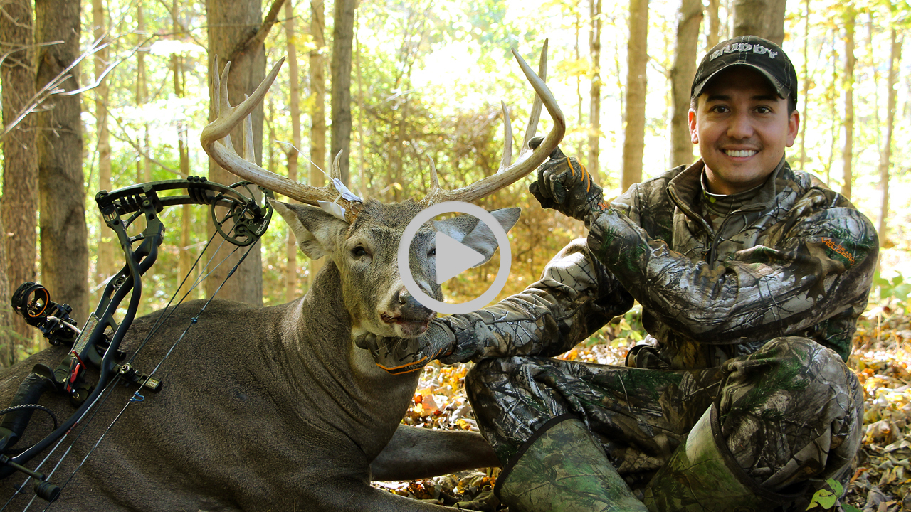 Great Lakes | Wisconsin Rut | Midwest Whitetail 2016
