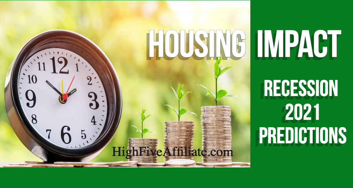 Housing Impact Predictions For Recession 2021 | Michigan